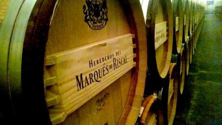 Marques de Riscal vineyard