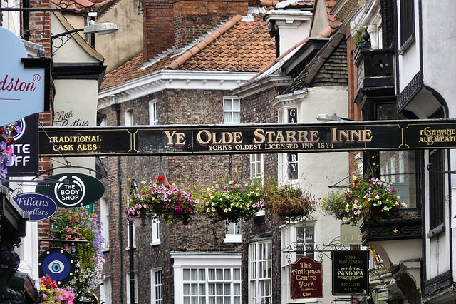 10 things to do in the city of York, UK