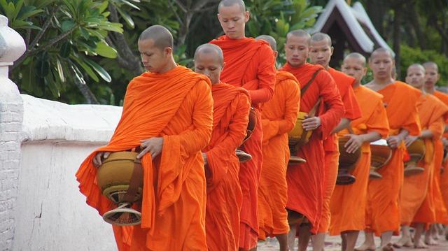 Visiting Luang Prabang
