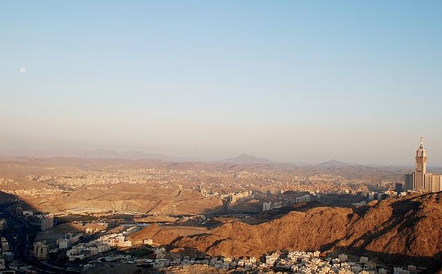 Visiting The Edge of the World in Saudi Arabia