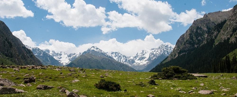 Kyrgyzstan travel blog