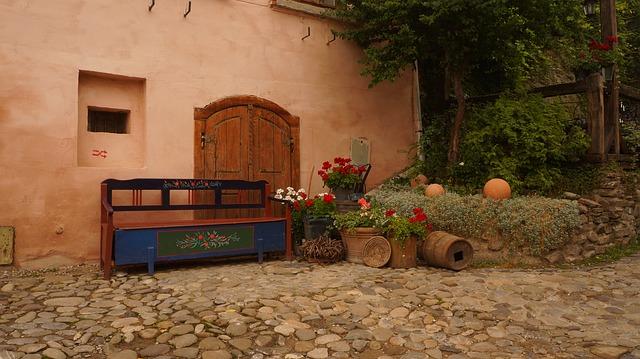 Visiting the Transylvania region of Romania