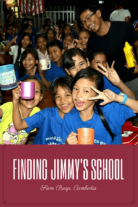 Discovering Jimmy's School, Siem Reap, Cambodia