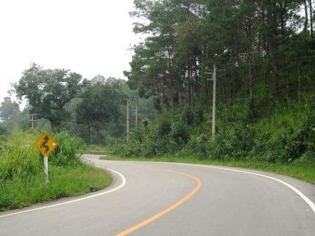 Moped through the Samoeng Loop