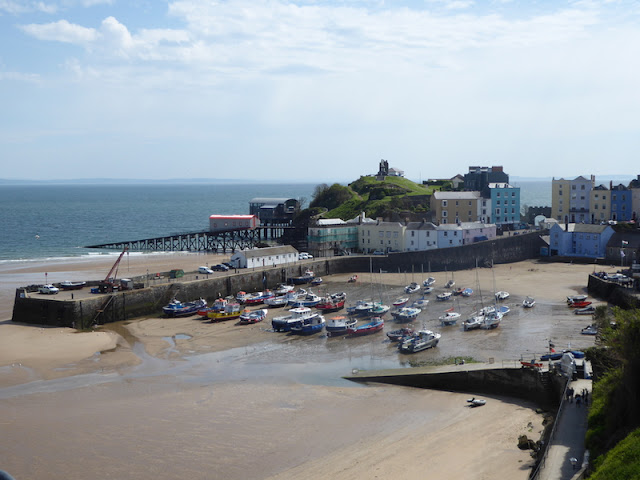 Be sure to visit Tenby when you are in Wales