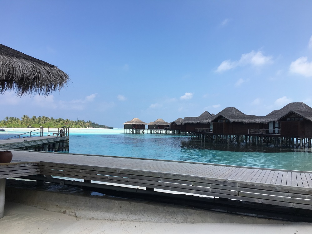 Visiting Maldives as one of the best beaches in the world