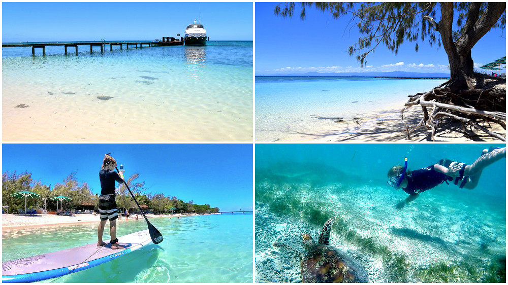 Visiting the gorgeous beaches of New Caledonia