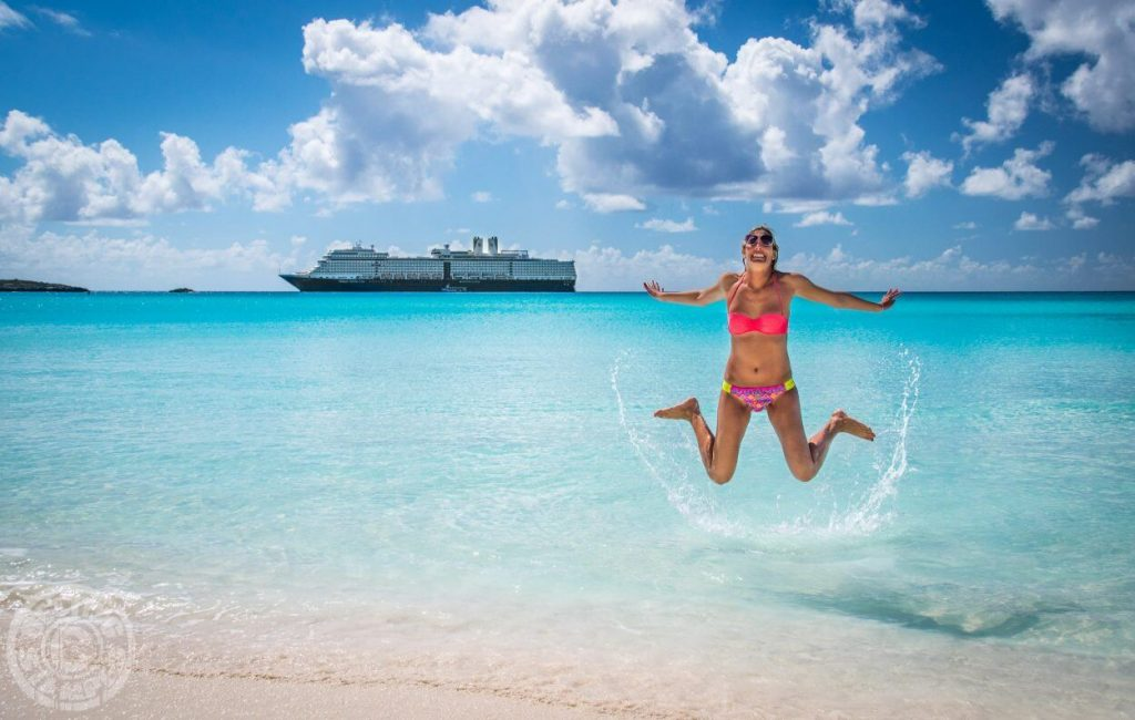 Welcome to Half Moon Cay in the Caribbean
