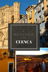 Check it out! I love this blog about Cuenca in Spain