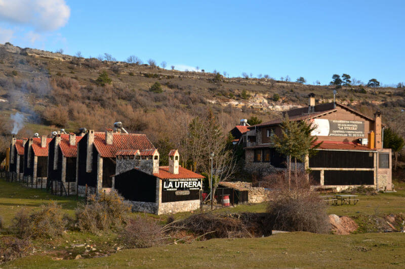 Gewtting to La Utrera Resort, Las Majadas