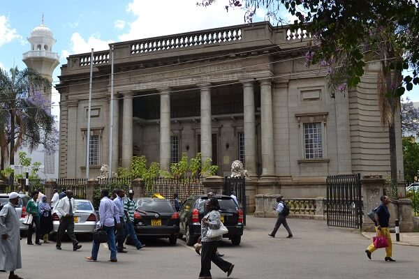 The Kenyan National Library