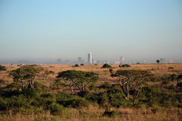 Visiting Nairobi, Kenya
