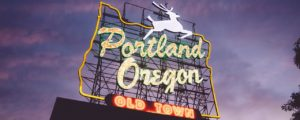 Eating and drinking in Portland Oregon