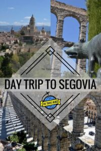 Visiting Segovia in a day - check out this pin, it sounds amazing!