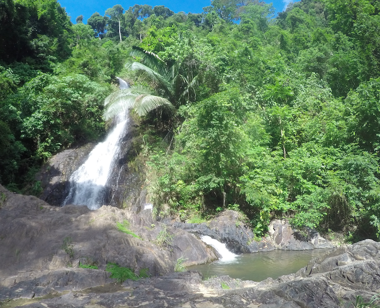 Huay Toh Waterfall