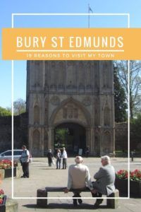 I love this blog about Bury St Edmunds - I'm pinning it!