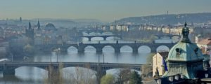 Bridges over the River Vltava
