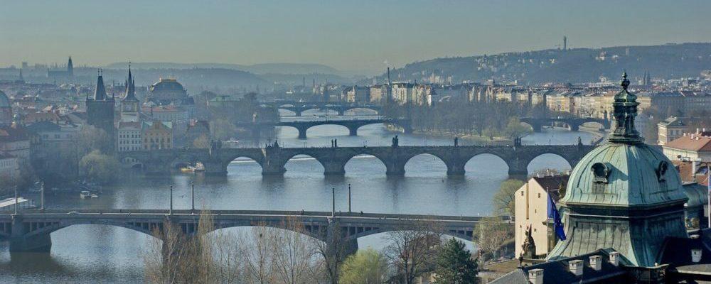 Bridges over the River Vltava