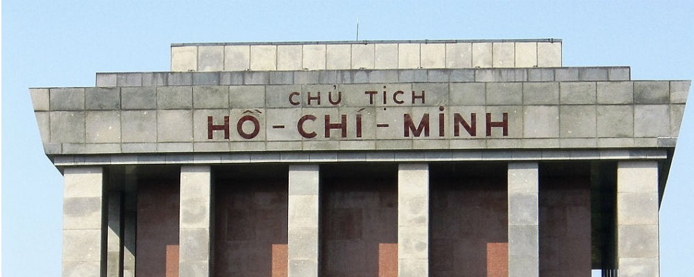 Ho Chi Minh Mausoleum and guide to visiting Vietnam