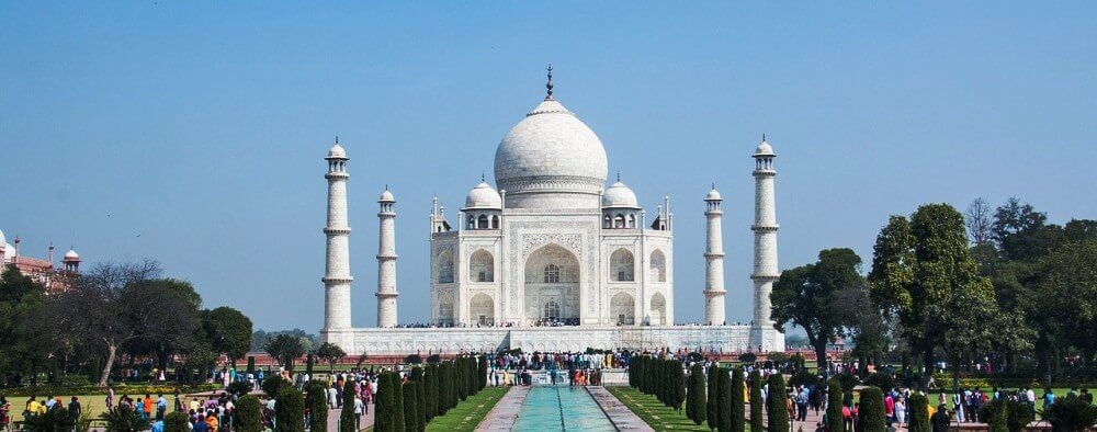 Great advice for visiting the Taj Mahal