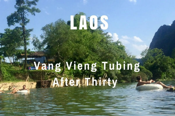 How to go Tubing in Vang Vieng Laos