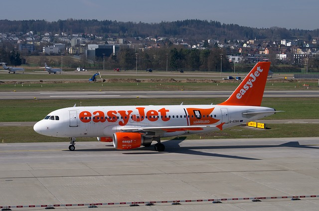 Easy Jet plane was diverted by drone