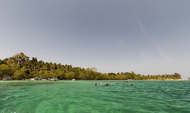 Where is and how to get to Havelock Island