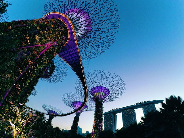 The Gardens by the Bay, Singapore