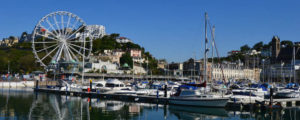 Visiting Torquay and the Torbay area