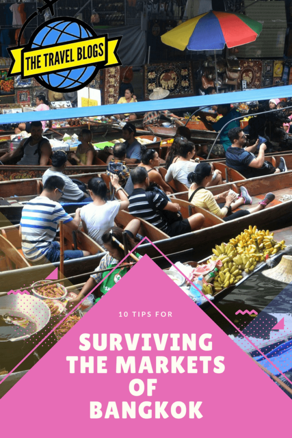 Enjoy these tips for surviving a Bangkok Market