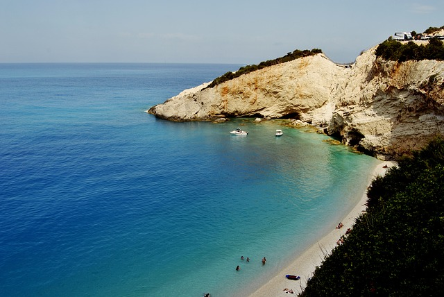 The beaches of Lefkada Greece are stunning