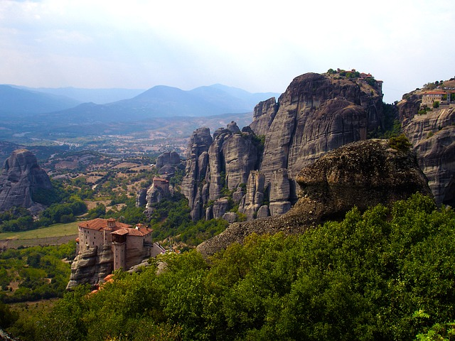 Meteora is a filming location for Game of Thrones