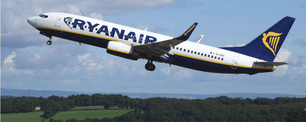 Ryanair's new luggage allowance
