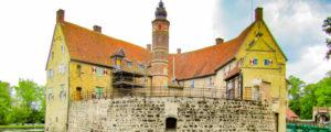 A Visit to Vischering Castle in Lüdinghausen, Germany