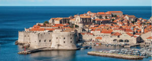 The city of Dubrovnik, in Croatia, is the home of Game of Thrones filming locatoin for Kings Landing (1)