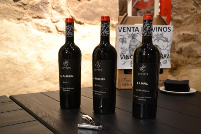 Buying Versos wine
