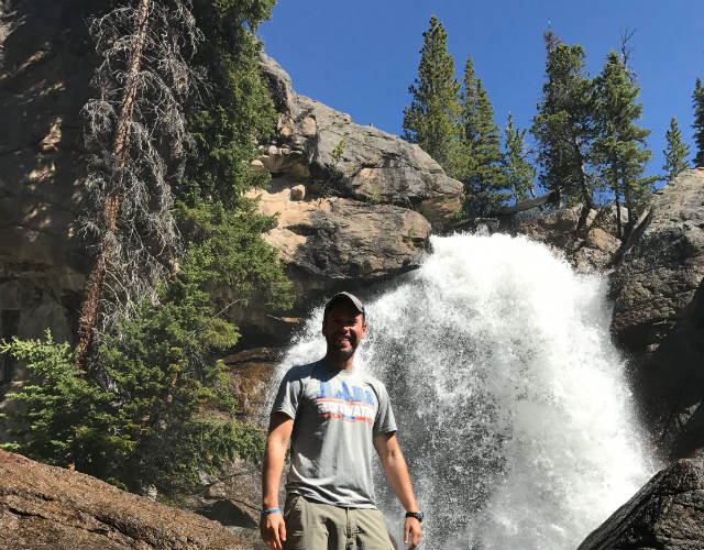 Guide to hikes in the Rocky Mountain National Park