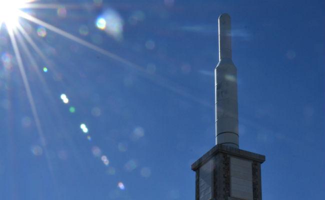 The Tv Tower at La Pena de Francia