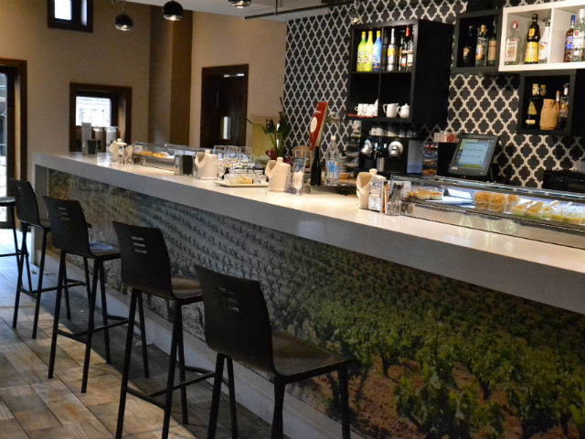 The Bodega bar