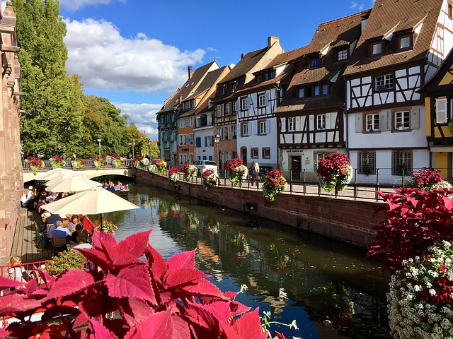 Colmar, a hidden gem of a small town in Europe