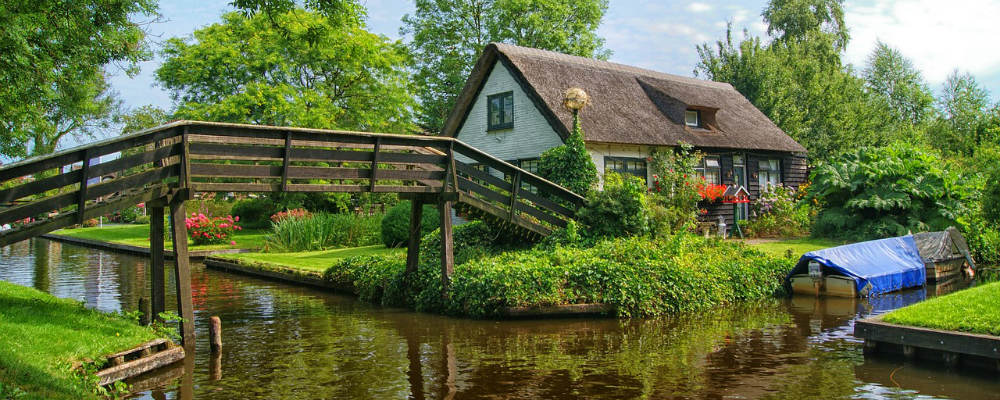 Giethoorn, one of many hidden gems of Europe