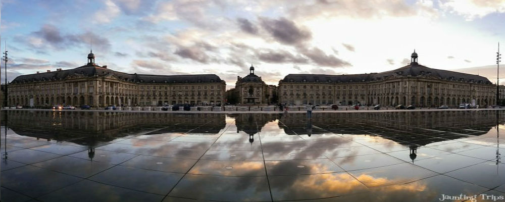Wine capital of the world? Book me a ticket to Bordeaux!