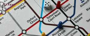 Surviving the London Underground