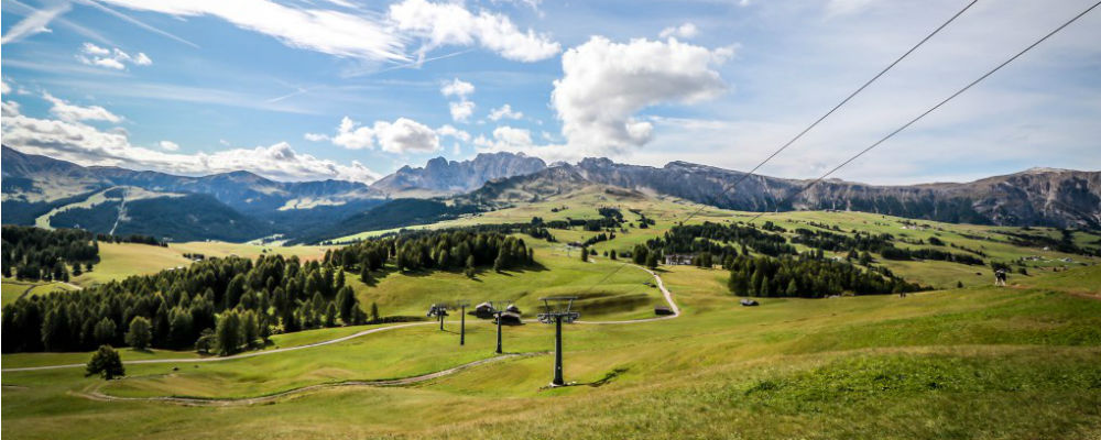 Visit the Dolomites