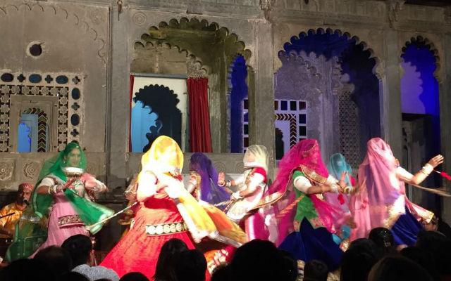 Dharohar (Heritage) Dance Show at Bagore ki Haveli