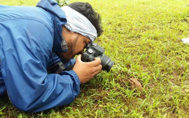 Looking for tigers in Chandoli National Park, India