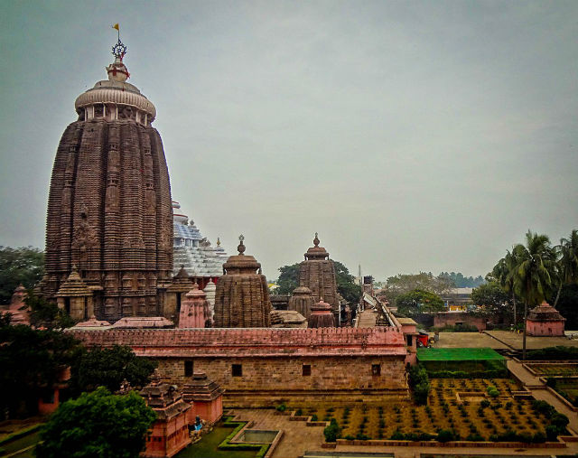 The Shri Jagannath Temple Puri
