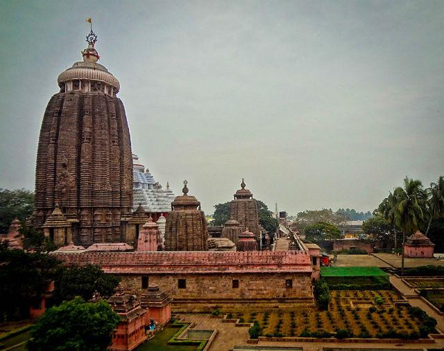 The Shri Jagannath Temple Puri