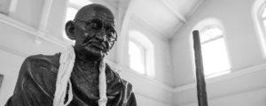 /visiting the home and life of Mahatma Ghandi in Sabarmati Ashram, Ahmedabad