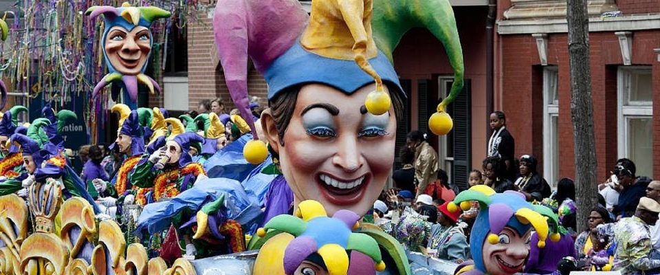 Southwest Louisiana Mardi Gras: Family-friendly Carnival